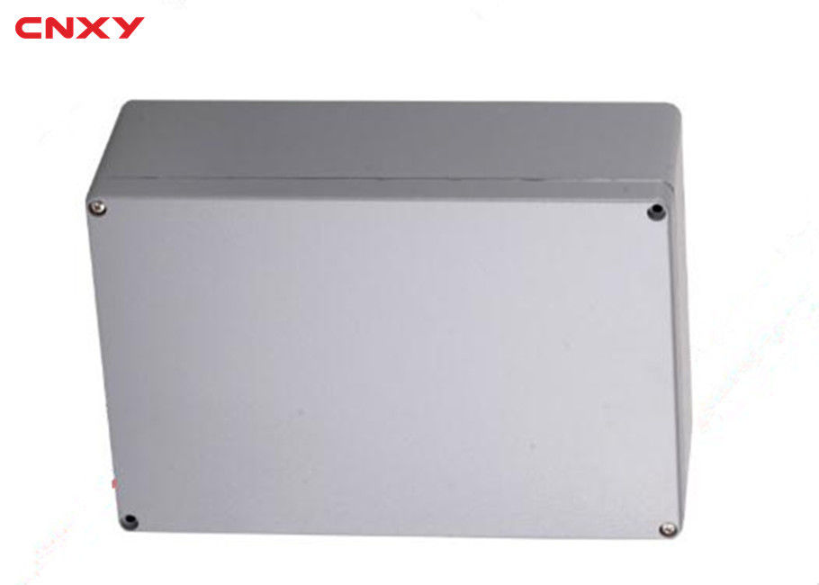 Dustproof metal IP66 customized pcb enclosure aluminum junction box enclosure for electronics 340*235*120 mm